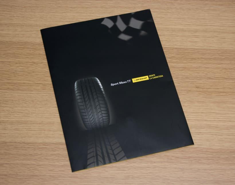 Dunlop. Sport Maxx TT 8