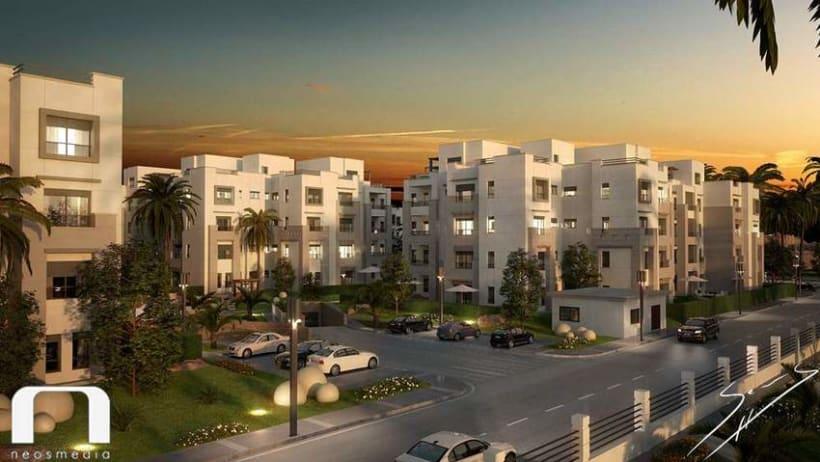Proyecto: Dubai, Katameya 6