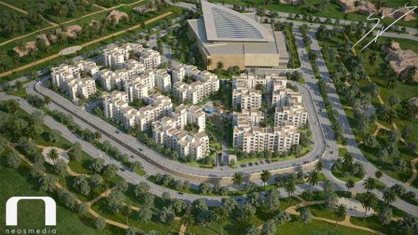 Proyecto: Dubai, Katameya 4