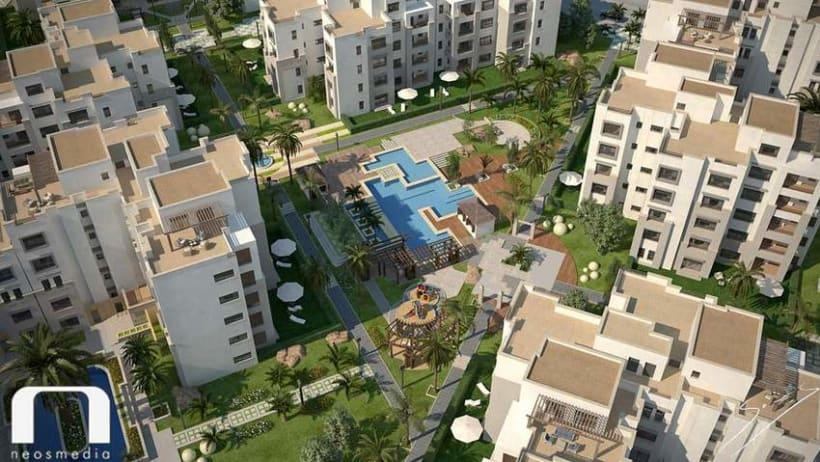 Proyecto: Dubai, Katameya 3