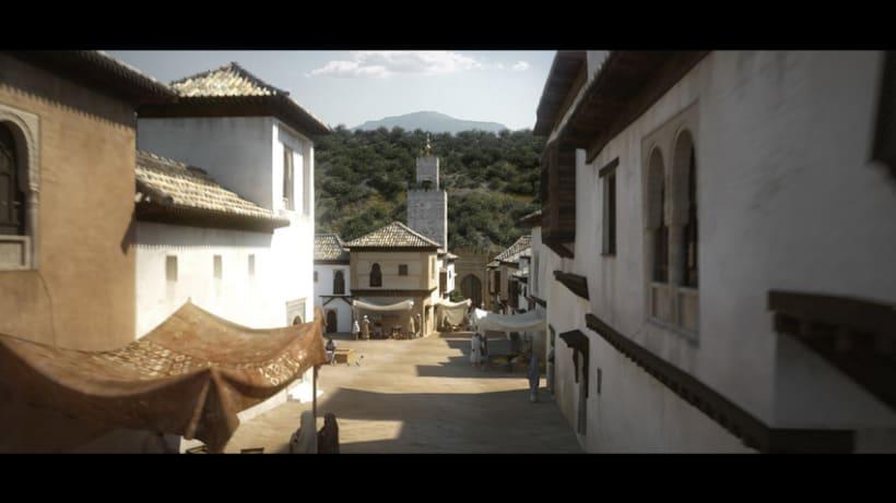 Alhambra desconocida. 2