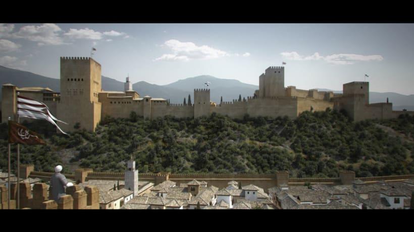 Alhambra desconocida. 1
