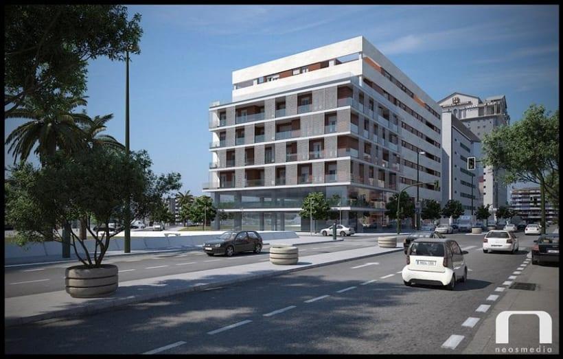 Edificio Viapol en Sevilla 4