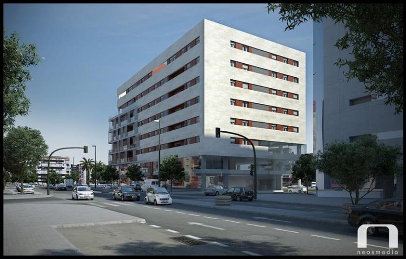 Edificio Viapol en Sevilla 1