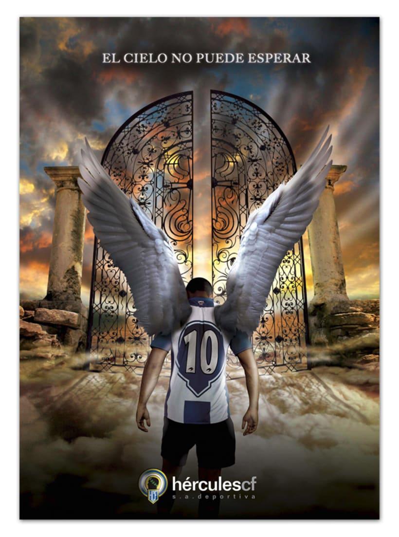 Campaña abonos Hércules CF 2009 1