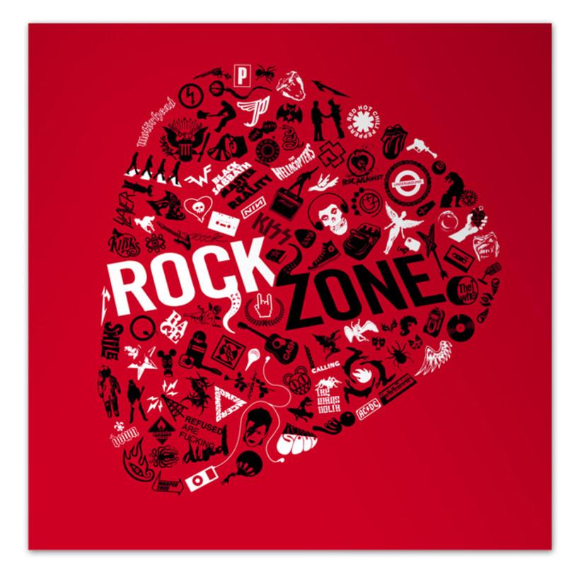 Camiseta RockZone 1