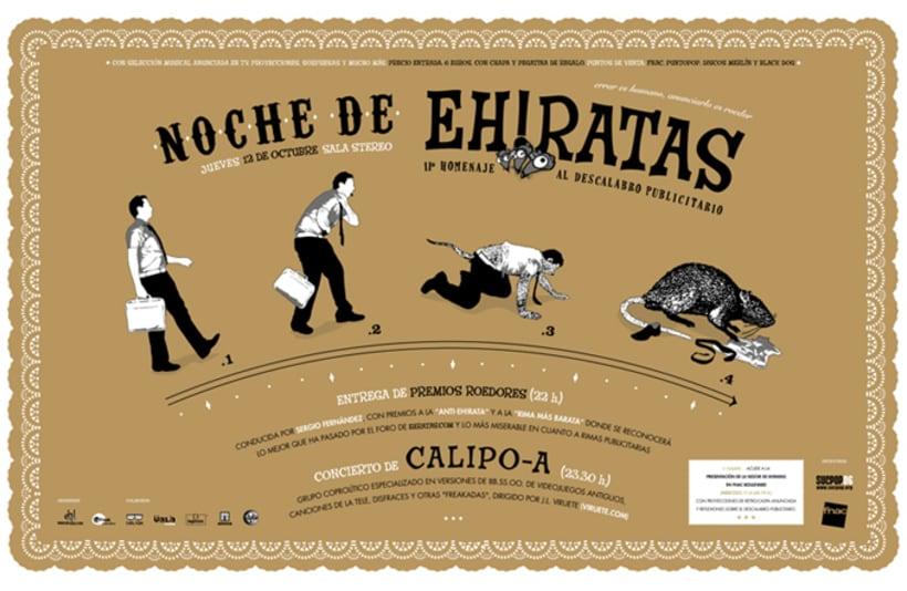 Campaña aniversario EhRatas.com 1