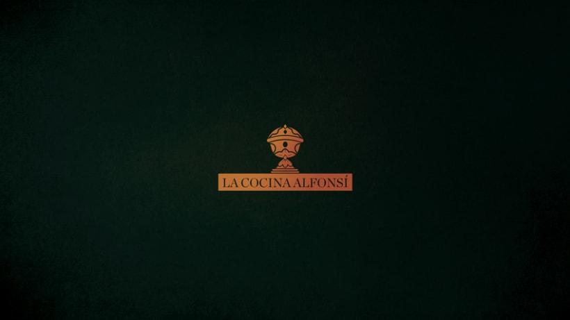 """Campaña """"Cocina Alfonsí"""" 1"""