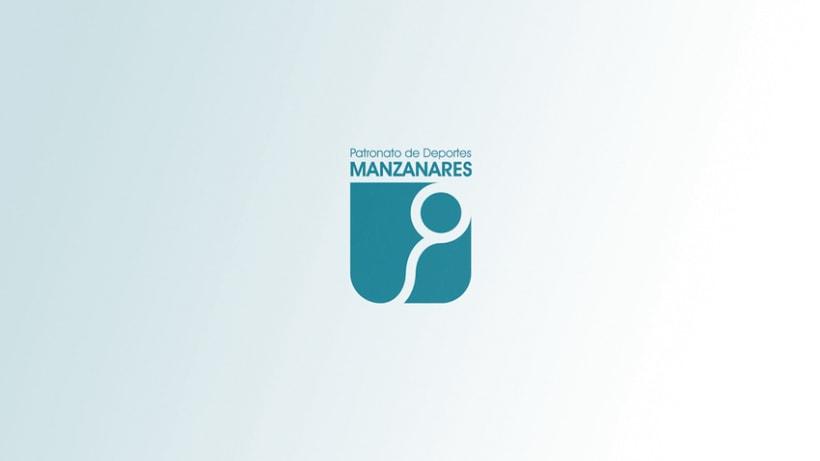 Patronato de Deportes Manzanares (Colaboración con Alberto Peco) 1