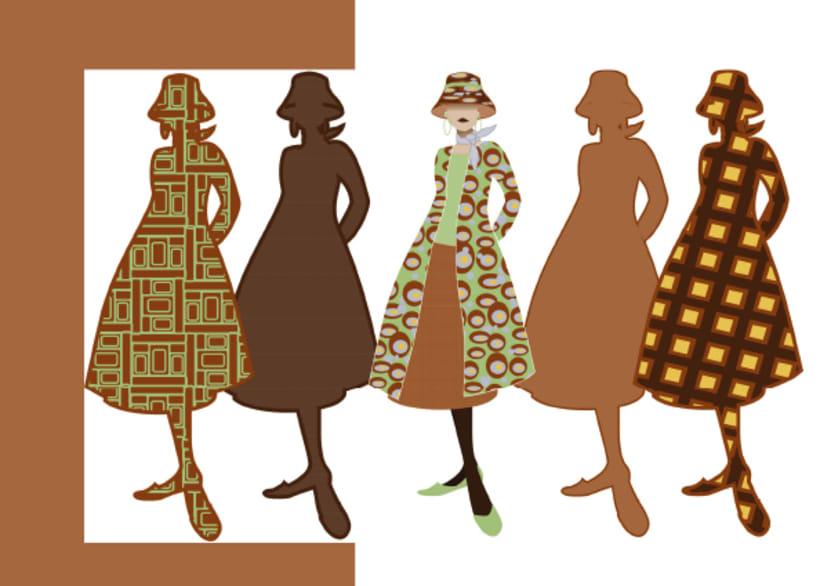 Ilustraciones moda 3