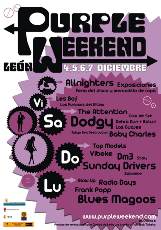 Purple Weekend 09 1