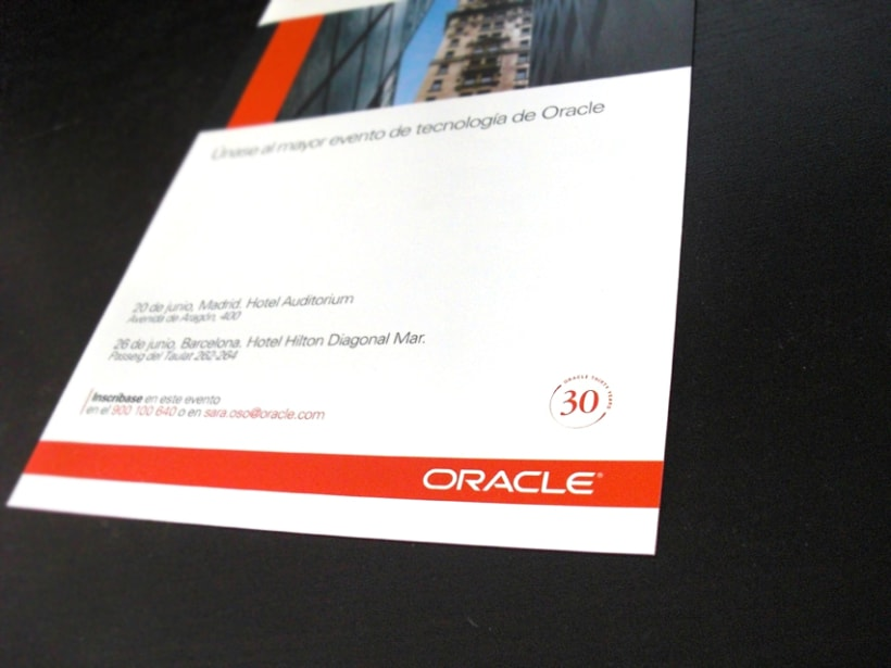 Oracle: Tech Forum '07 3