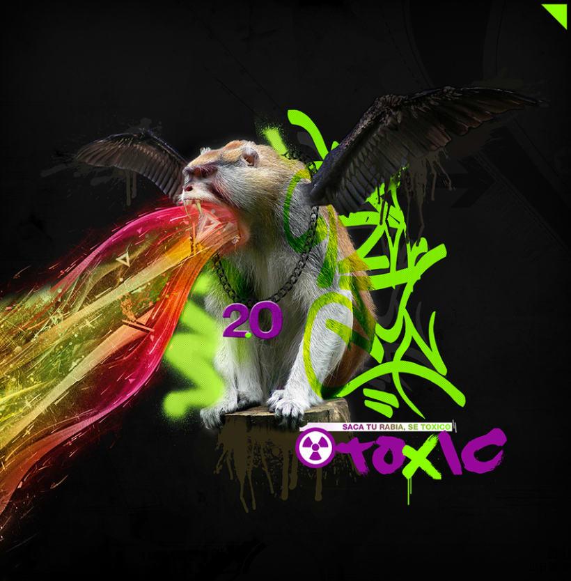 Monkey Toxic 1