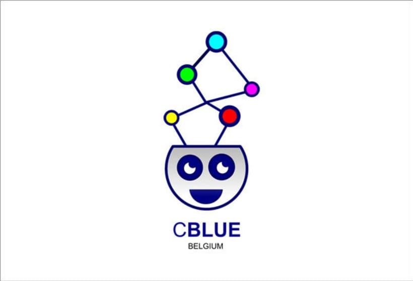Prueba logo-CBlue 2