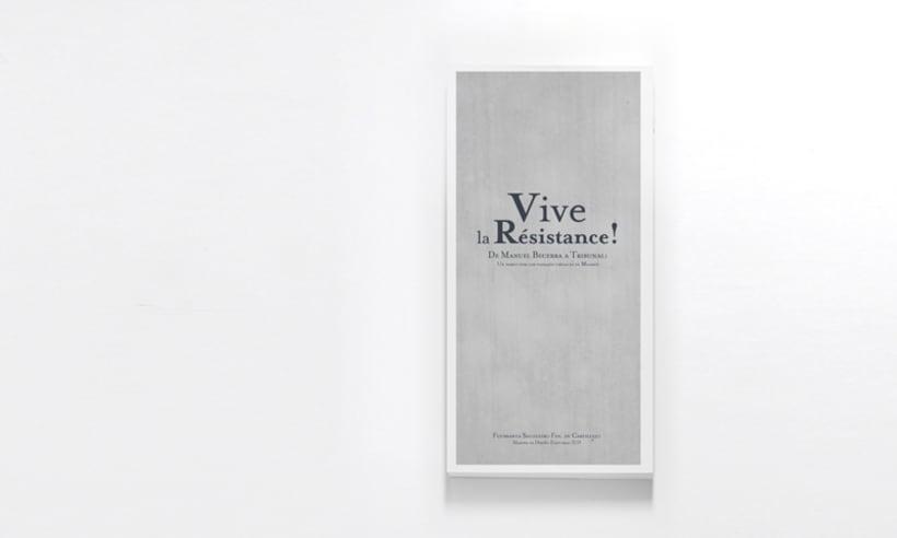 VIVE LA RÉRISTANCE 1