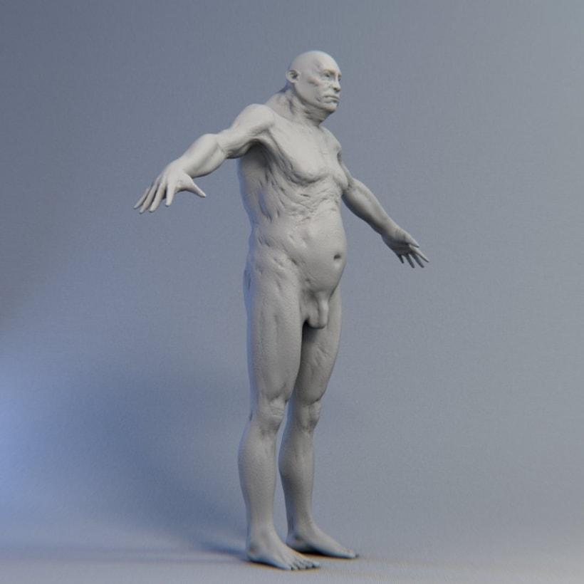 Monstruos y otras esculturas 9