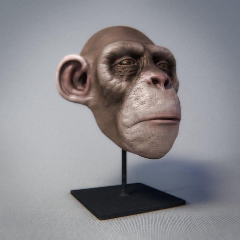 Monstruos y otras esculturas 4