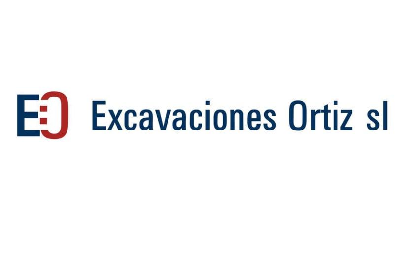 Excavaciones Ortiz, imagen corporativa 2