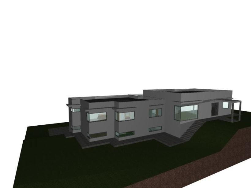 arquitectura en 3D 3