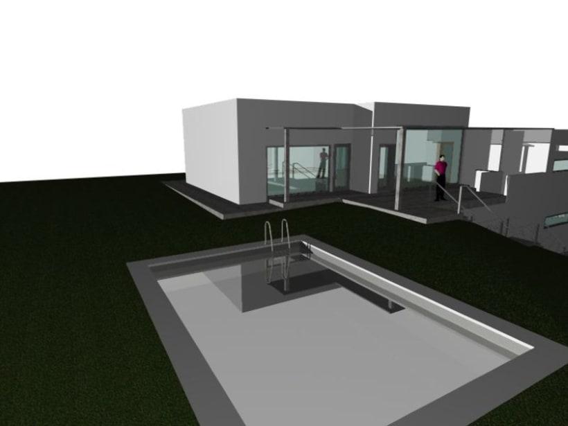 arquitectura en 3D 1