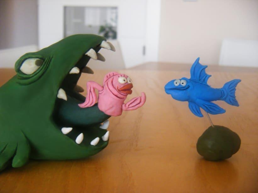 PLASTICINE ARTWORK/ MODELISMO CON PLASTILINA 3