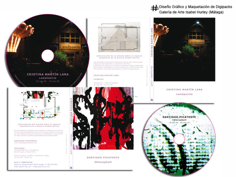 Isabel Hurley - Diseño 2