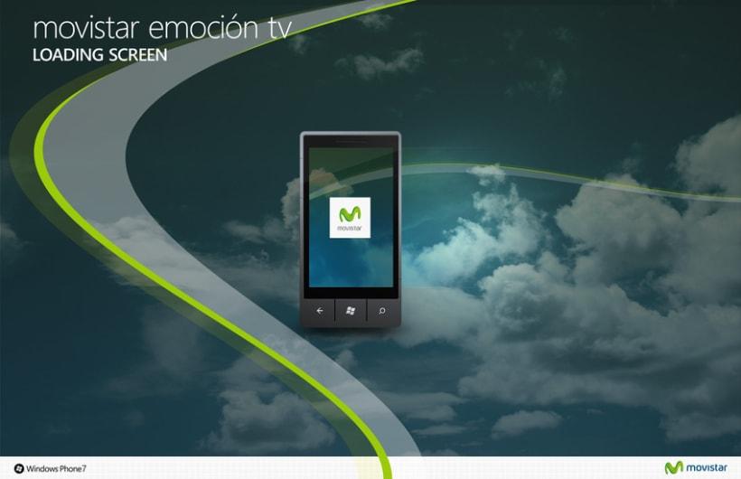 Movistar Emocion Windows Phone 7 2