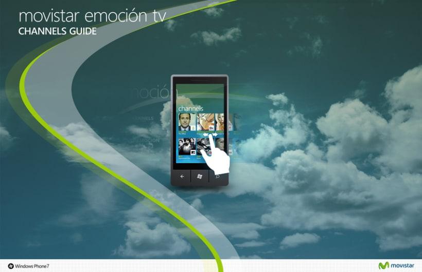 Movistar Emocion Windows Phone 7 7