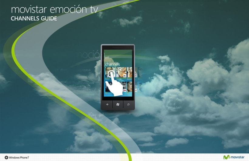 Movistar Emocion Windows Phone 7 8