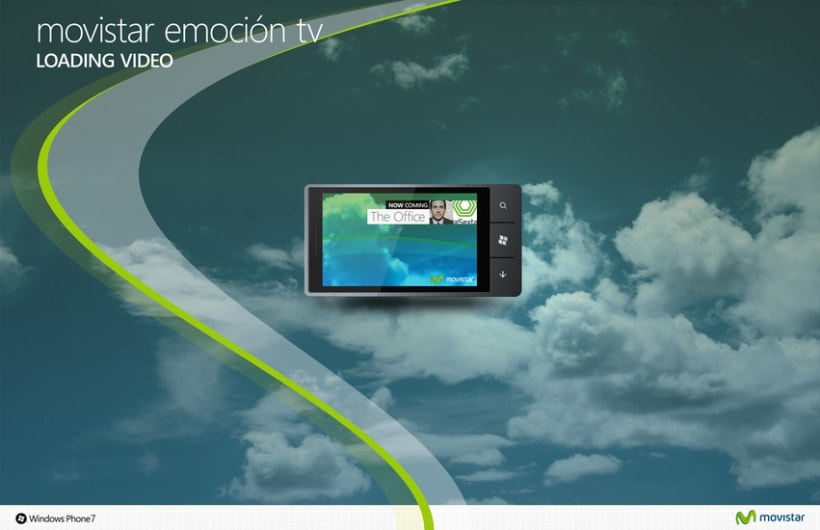Movistar Emocion Windows Phone 7 11