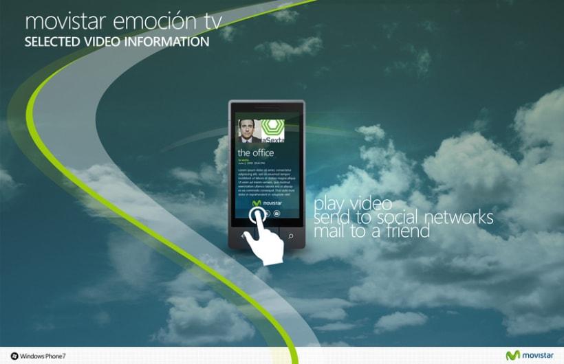 Movistar Emocion Windows Phone 7 10