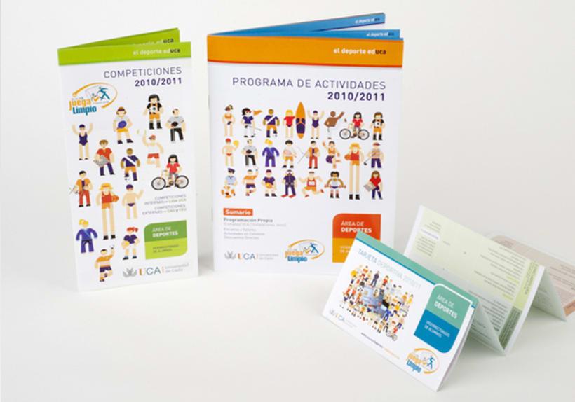 Campaña deportes UCA 2010/11 2
