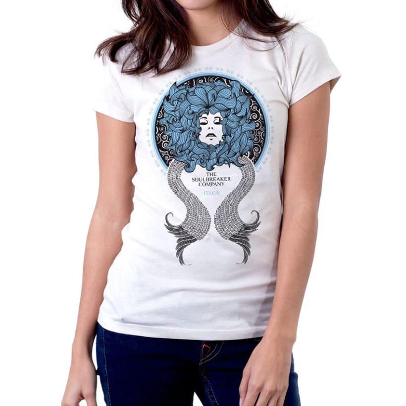 Camiseta The Soulbreaker Company 2