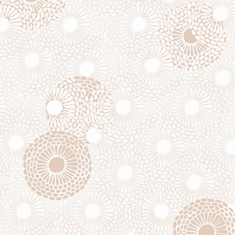 diseño gráfico textil - snow 3