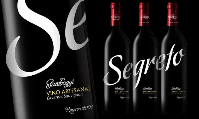Segreto Wine 1