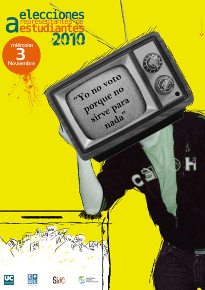 """""""Votar no sirve para nada"""" 2"""