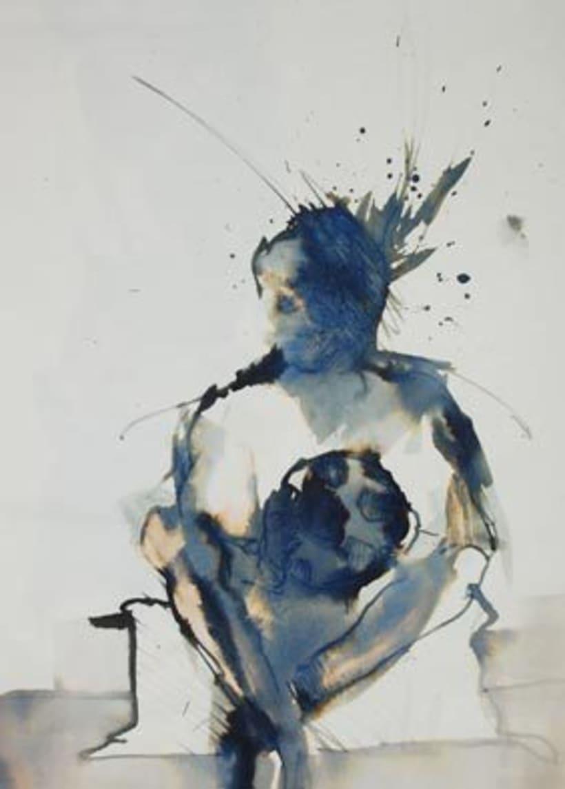 Tinta y experimentación 8