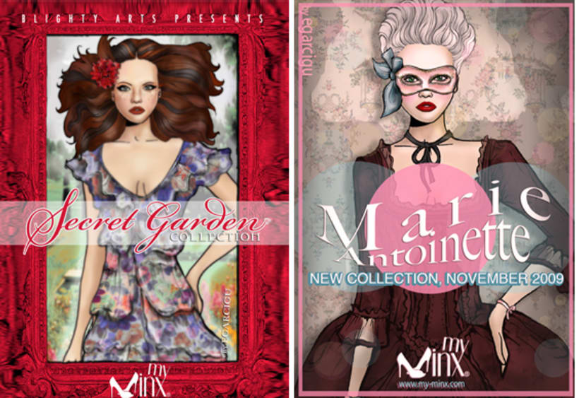 My-MINX.com - posters 5