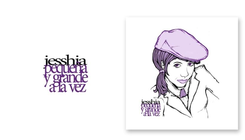 Jesshia -  'Pequeña y Grande a la vez' 1