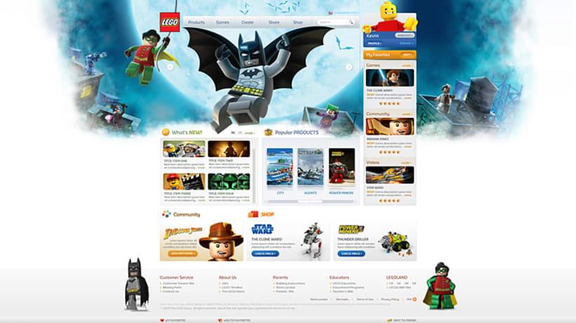 LEGO.com 2