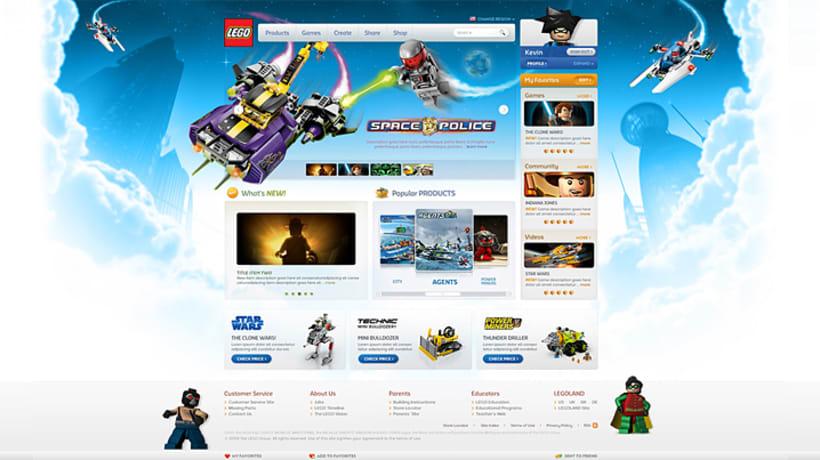 LEGO.com 1