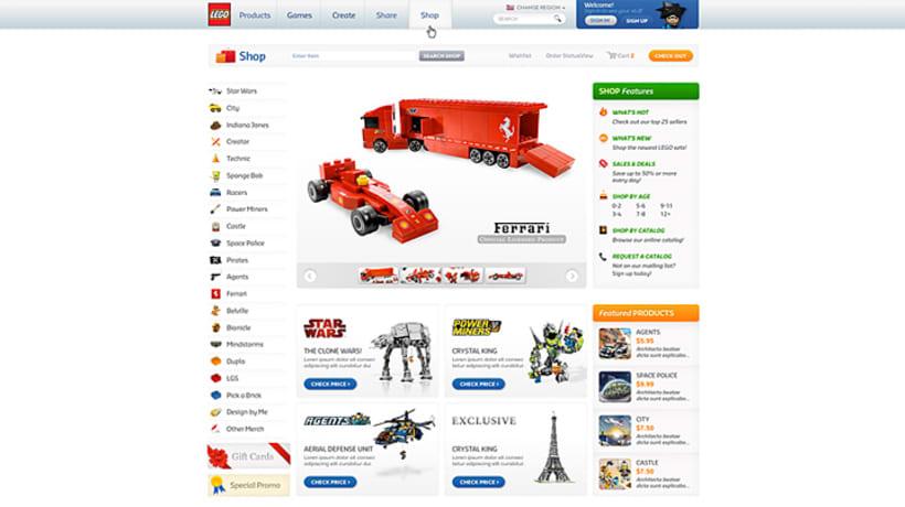 LEGO.com 3
