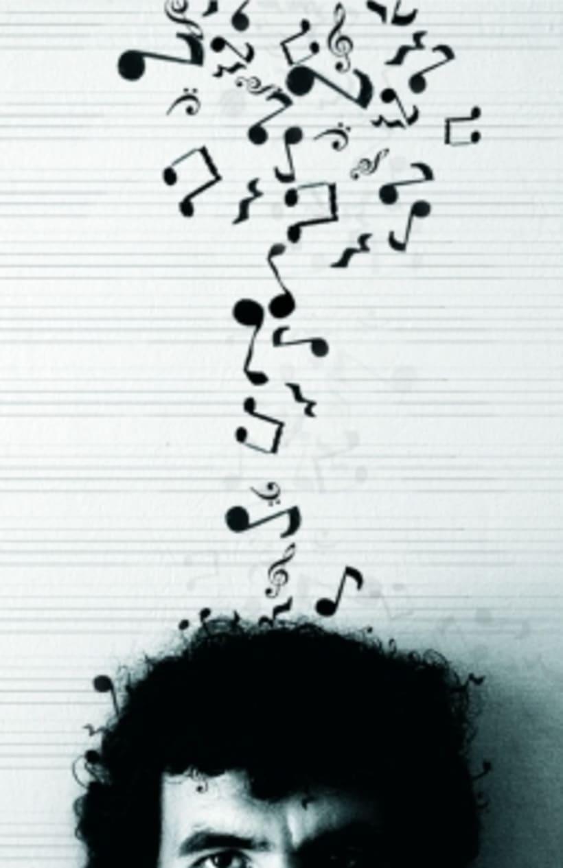 Tarjeta para un músico 1