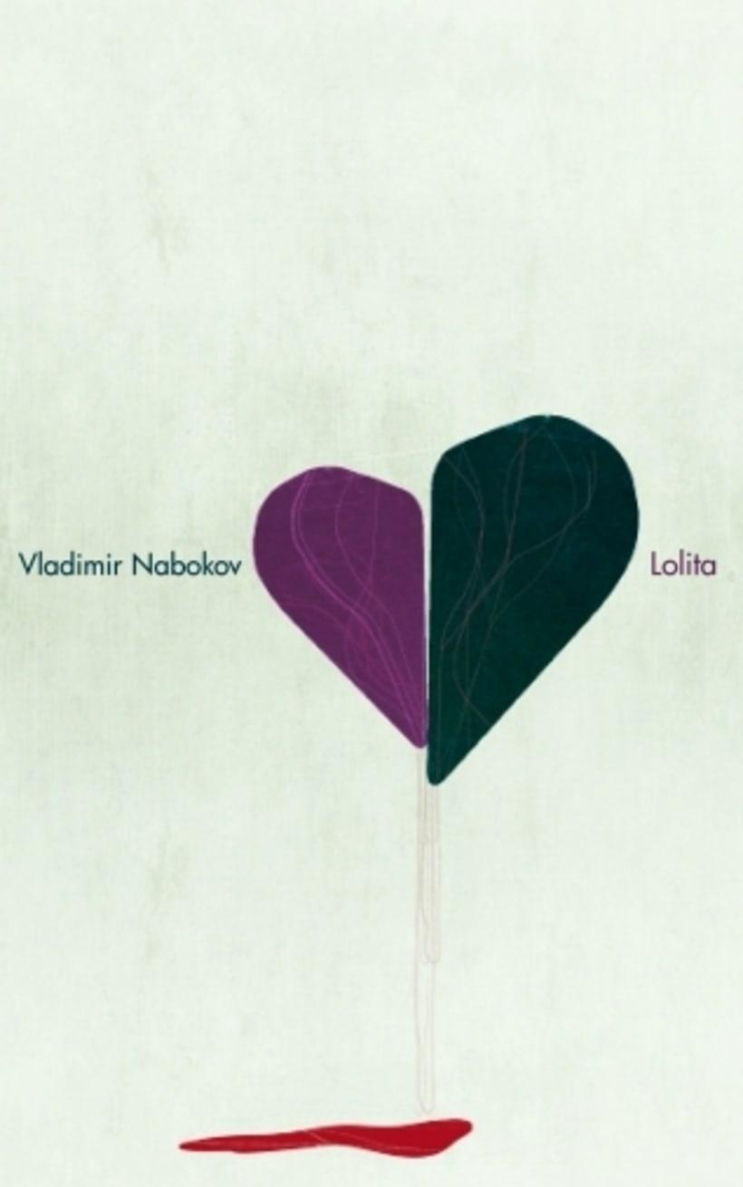 La Lolita de Nabokov_Concurso para portada 1