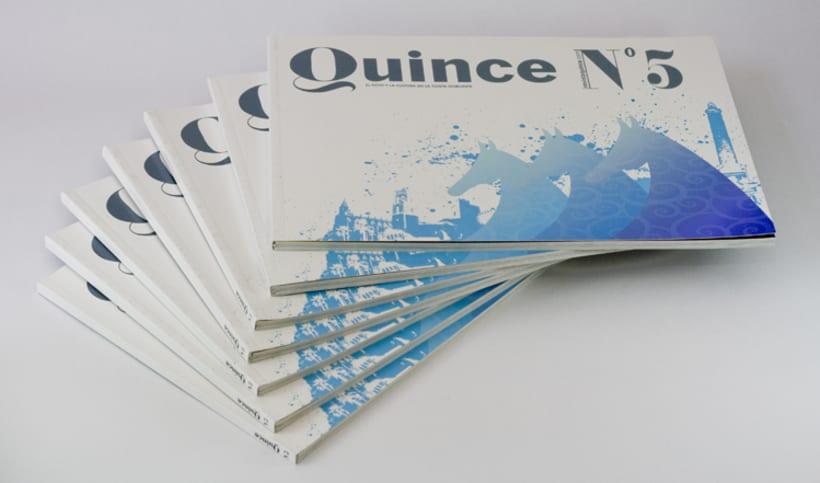 Revista Quince Nº5 5
