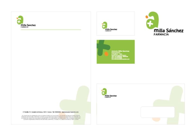 Milla Sánchez | Identidad 3