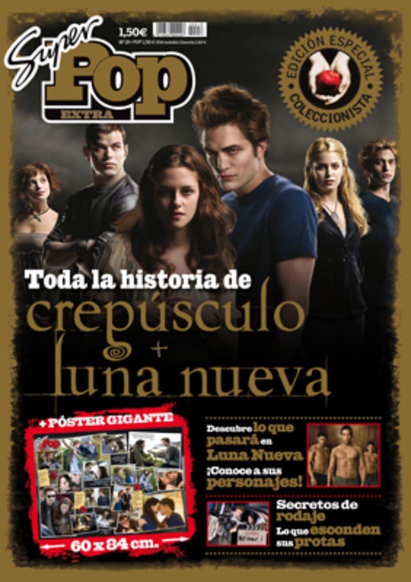 """Revista """"SúperPop"""" - Maquetación y diseño  3"""