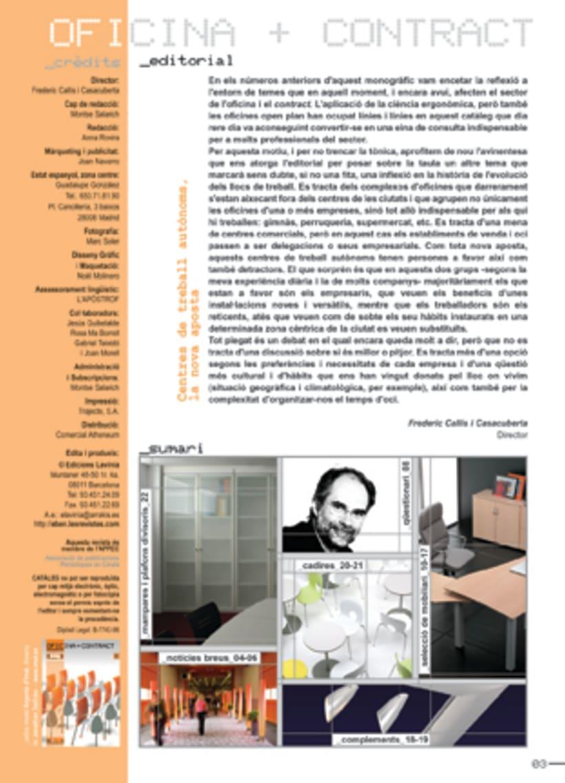 """Revista """"Catàleg"""" 2"""