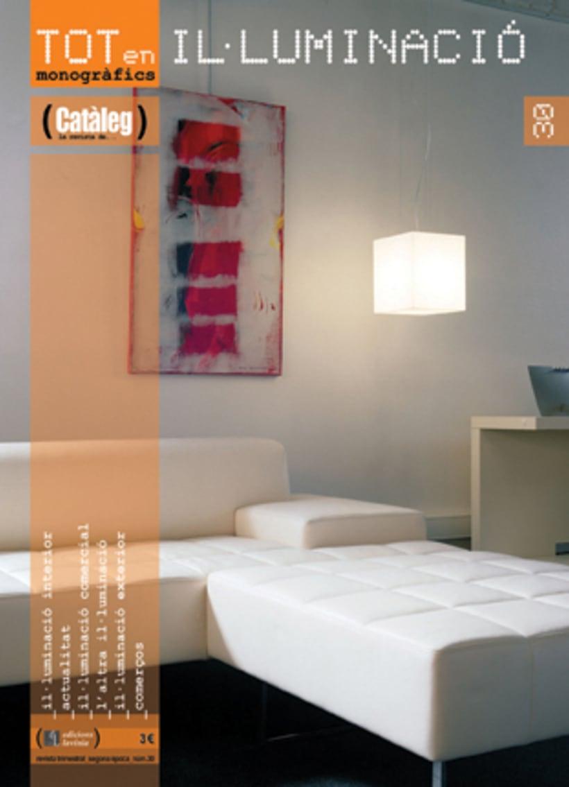 """Revista """"Catàleg"""" 1"""