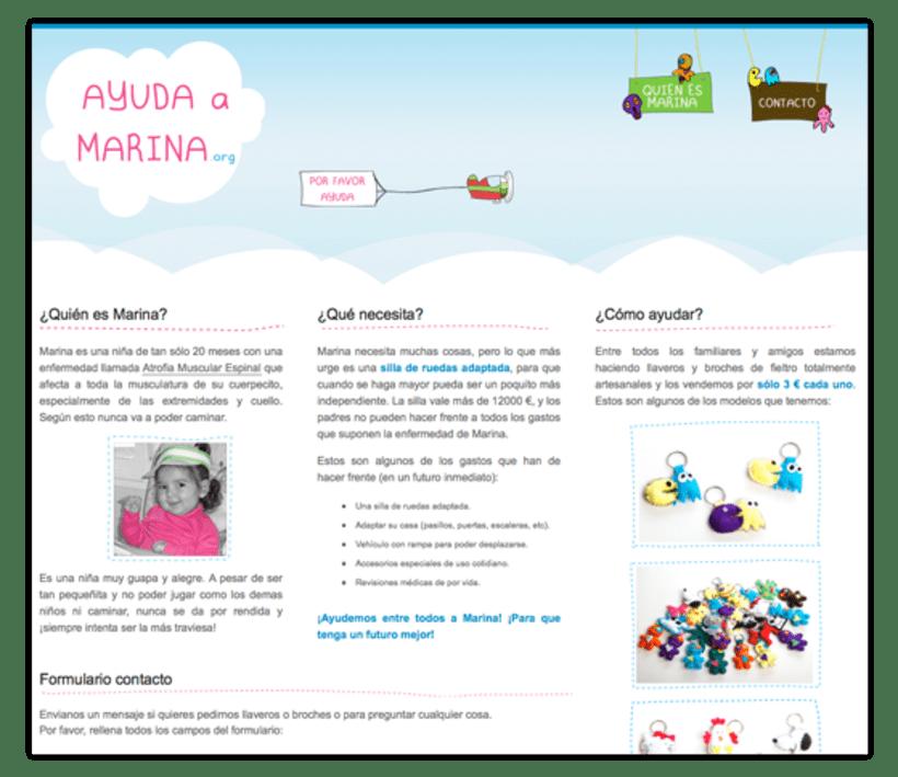 Ayuda a Marina 4